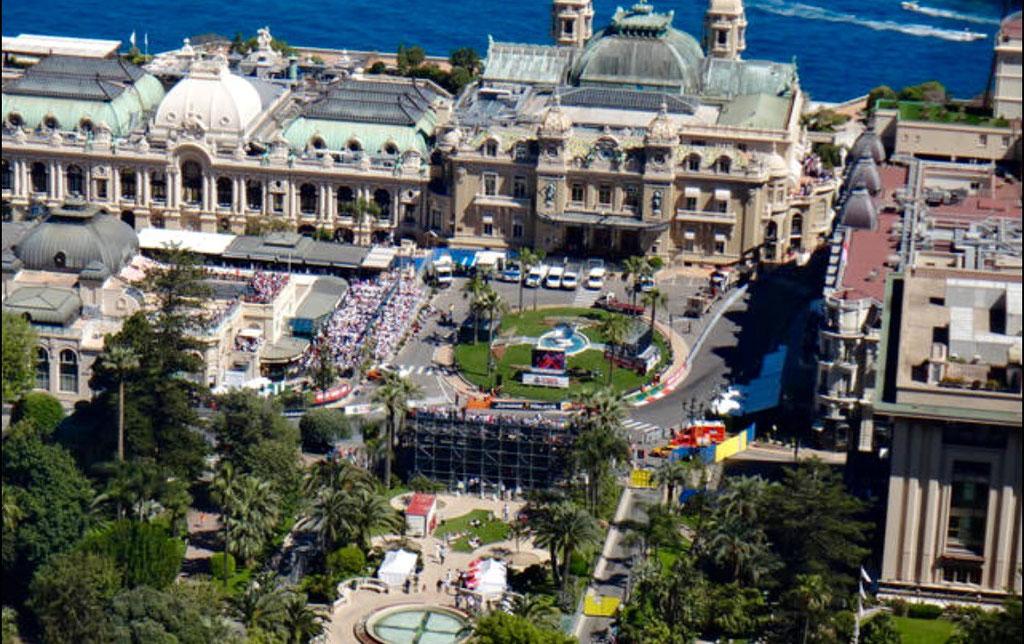 Balkonplatz Monaco