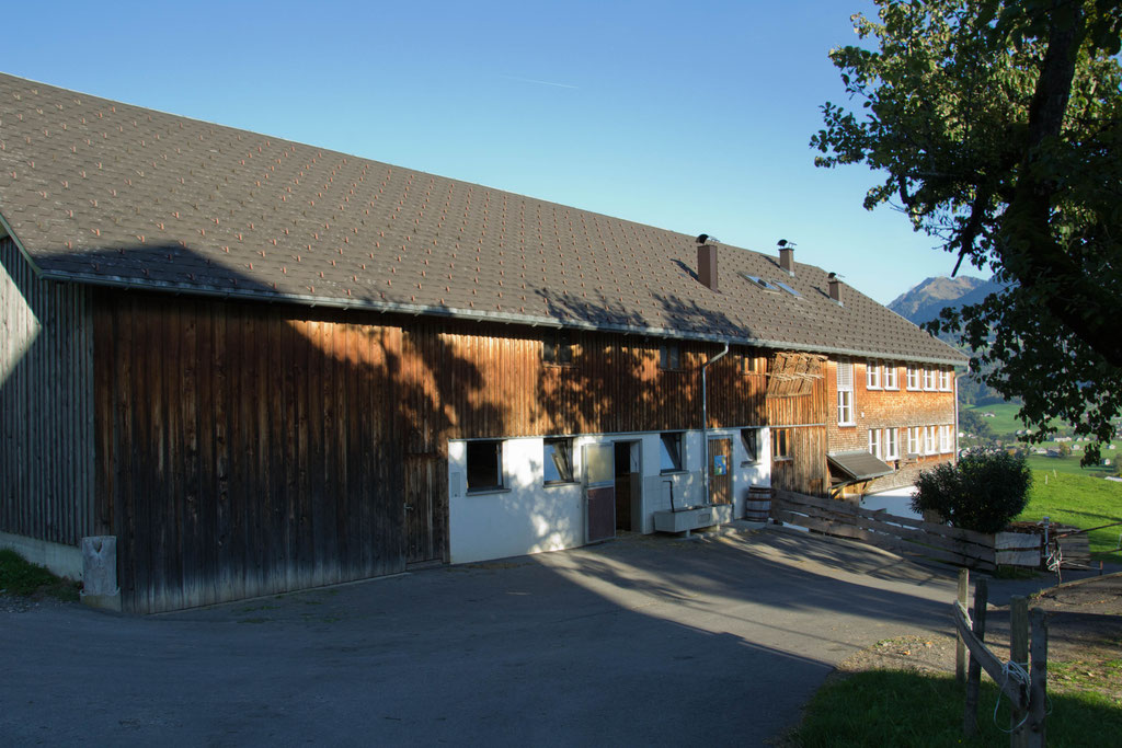 Hof in Jöhle