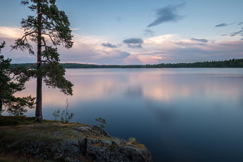 Am Saimaa-See (Mikon-Saari)