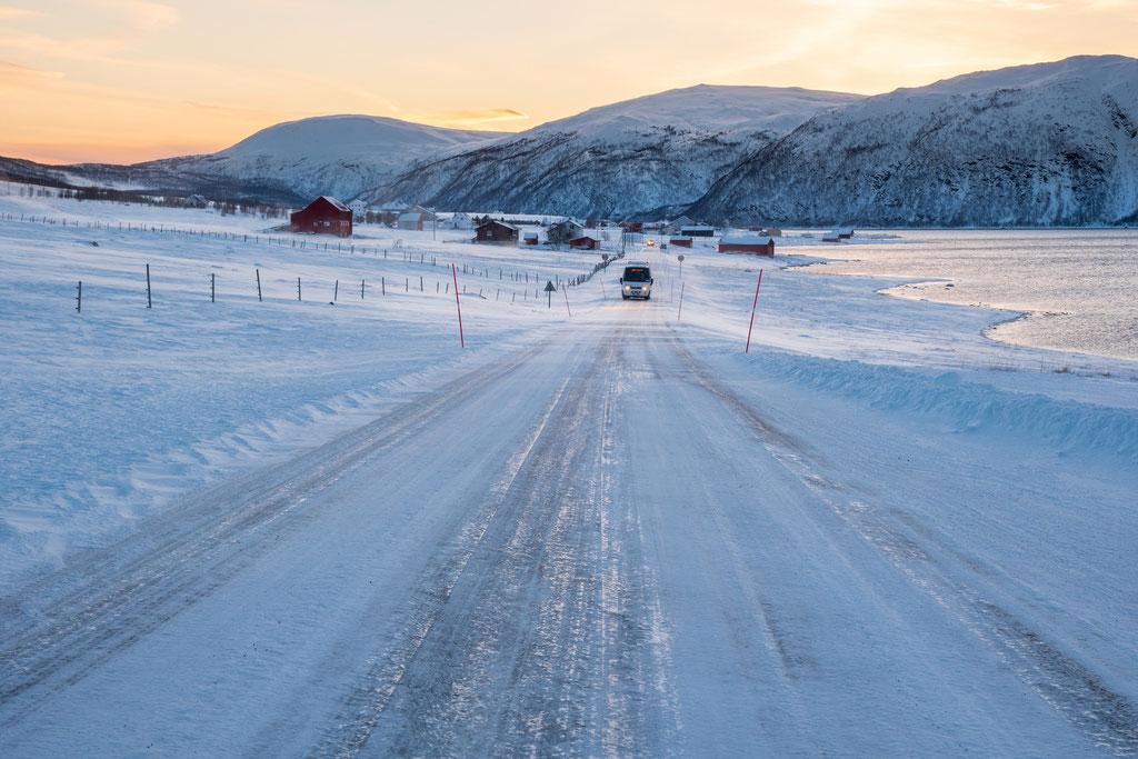 Ringvassøya: Ende-der-Welt-Stimmung