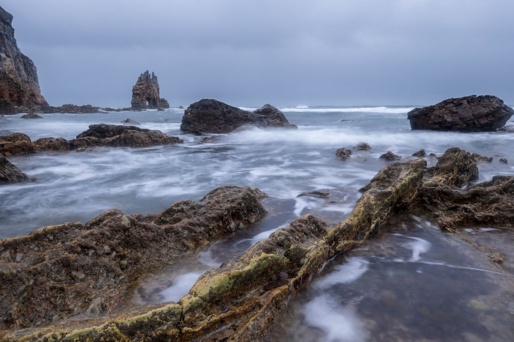 9 Playa de Portizuelo, nahe Luarca.