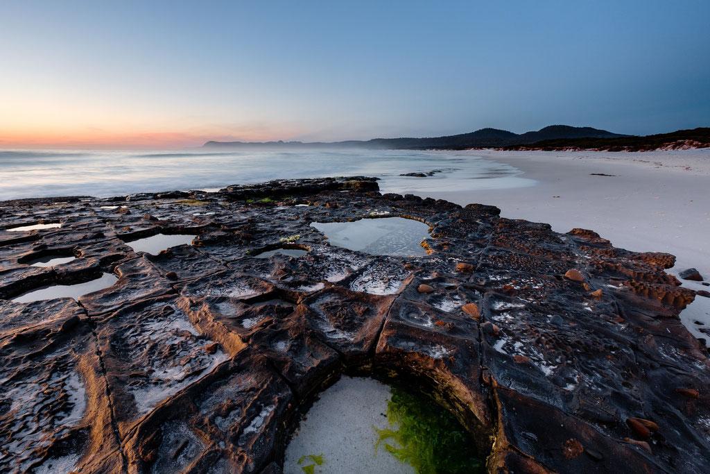 Friendly beaches, Freycinet-National Park
