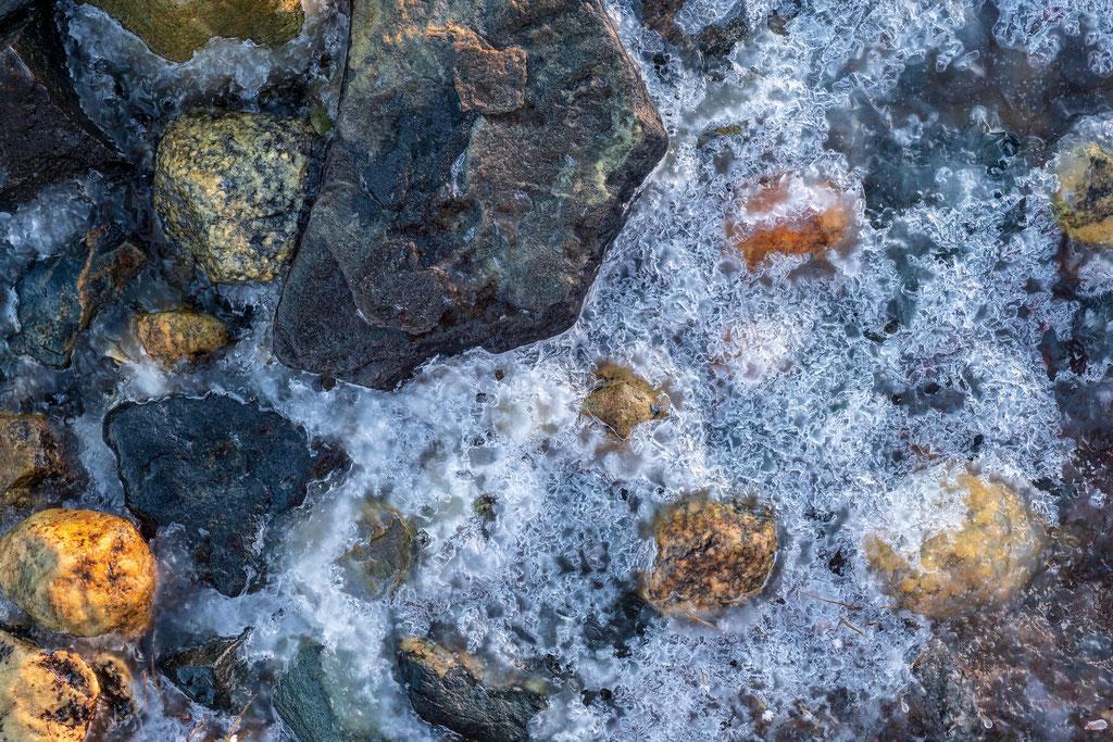 Eis und Fels