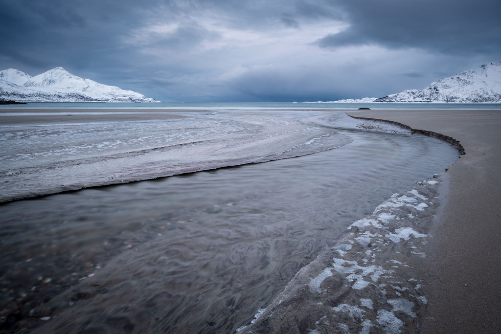 Sander am Grøtfjord