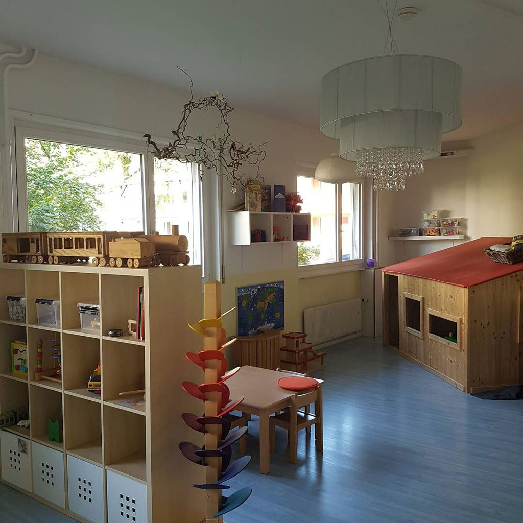 Unsere Kindertagesstätte - KITA-Ostermundigen