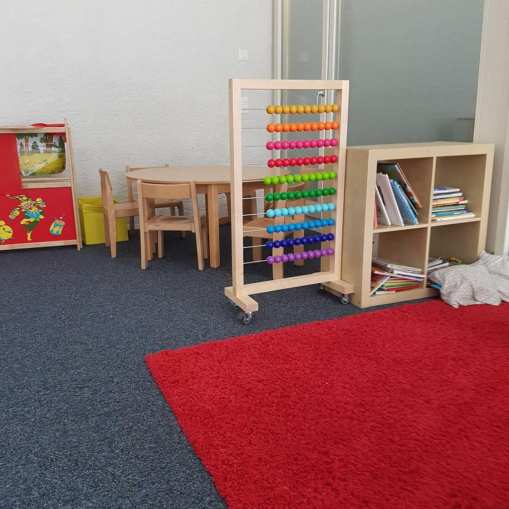 Unsere Kindertagesstätte - KITA-Oberfeld