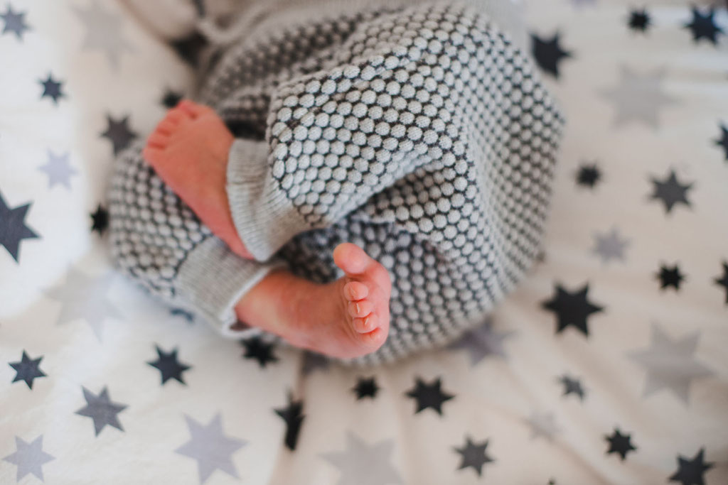Newbornshooting Hamburg Zuhause