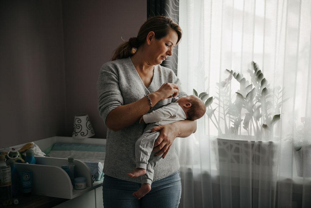 Familie Foto natürliches Licht Hamburg