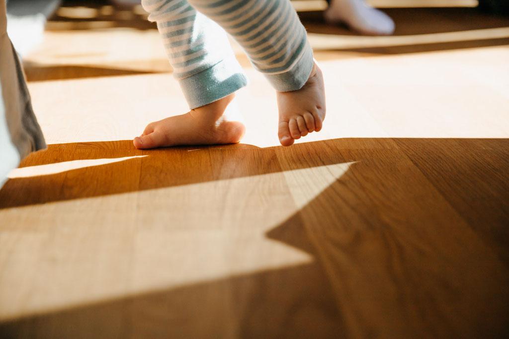 Familienfotografie Hamburg Babyfüße
