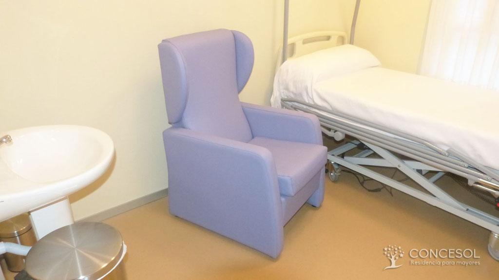 Enfermería Residencia Mayores Concesol