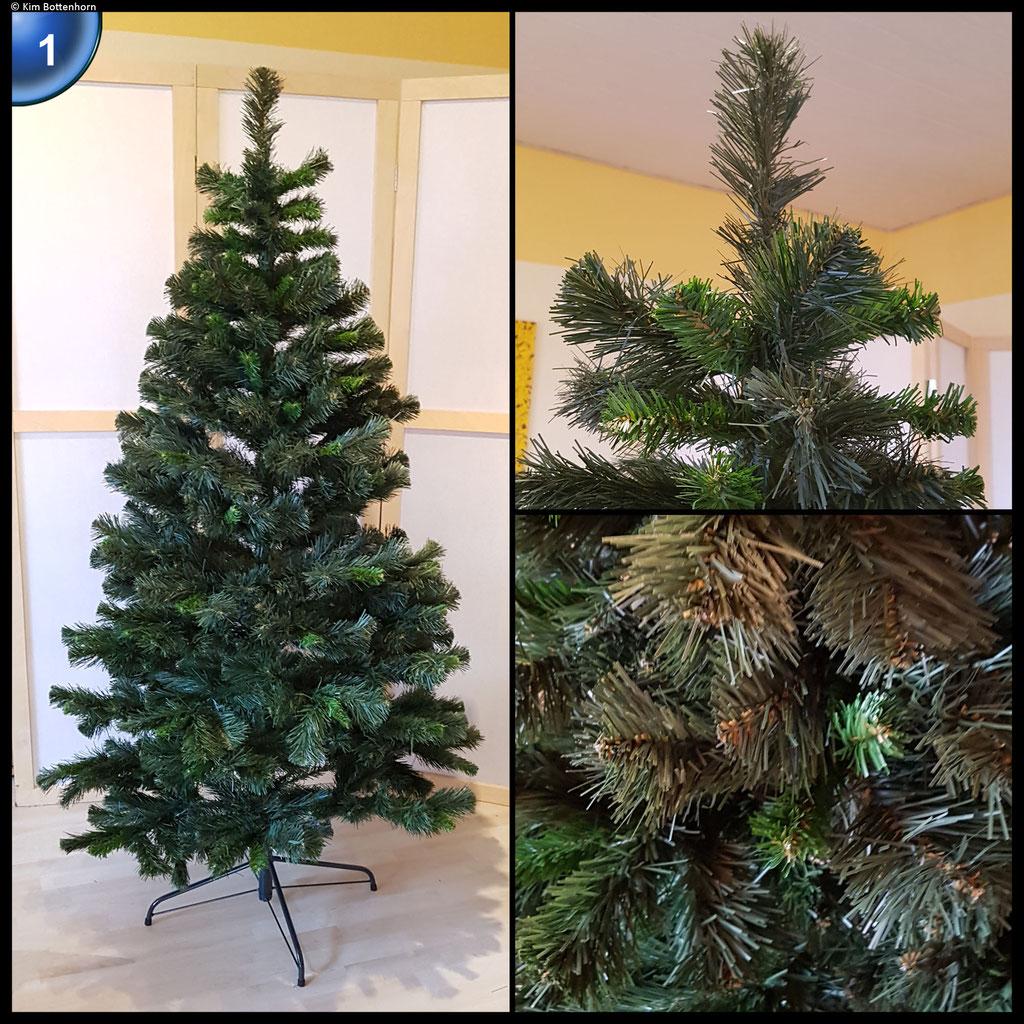 Weihnachtsbaum Künstlich 2m.Bewertung Fairytrees Weihnachtsbaum Künstlich 180cm Kim Bottenhorn