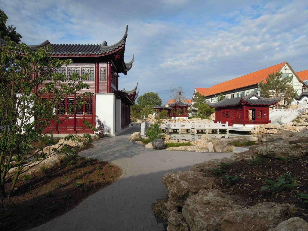 Im Chinagarten Weißensee