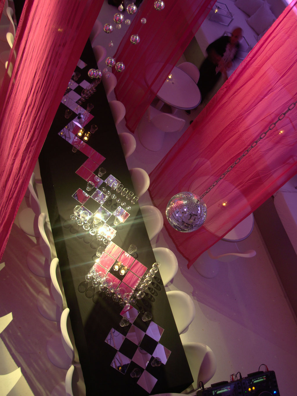 Event Styling // Prins Maurits diner, Amsterdam
