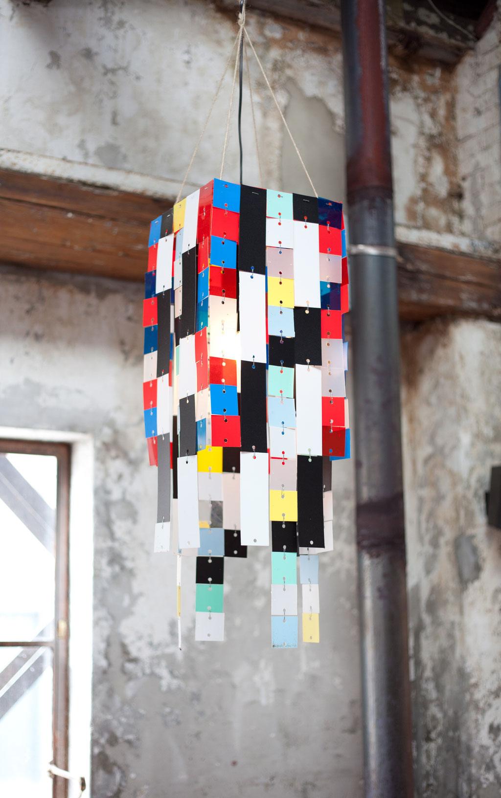 Lamp design// Amsterdam Roest