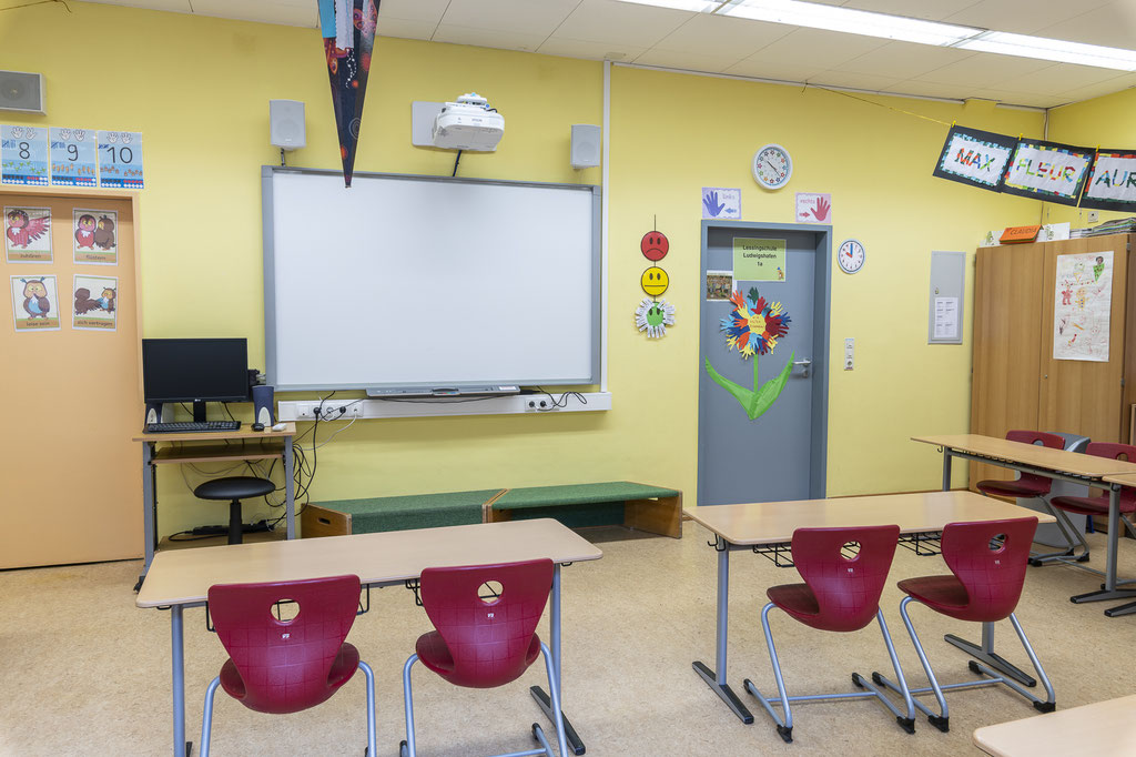 Klassenzimmer 5