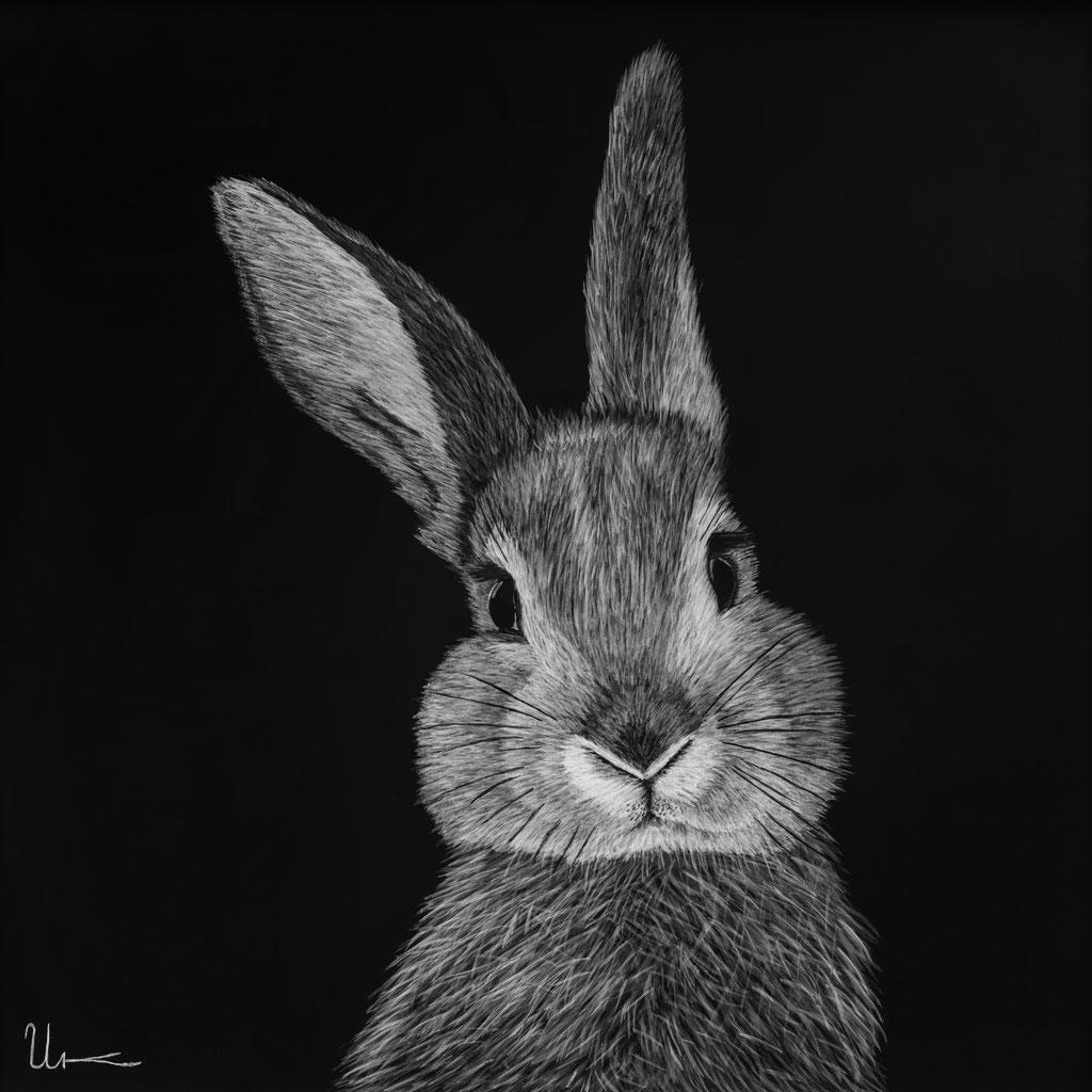 Hilde, 30x30 cm