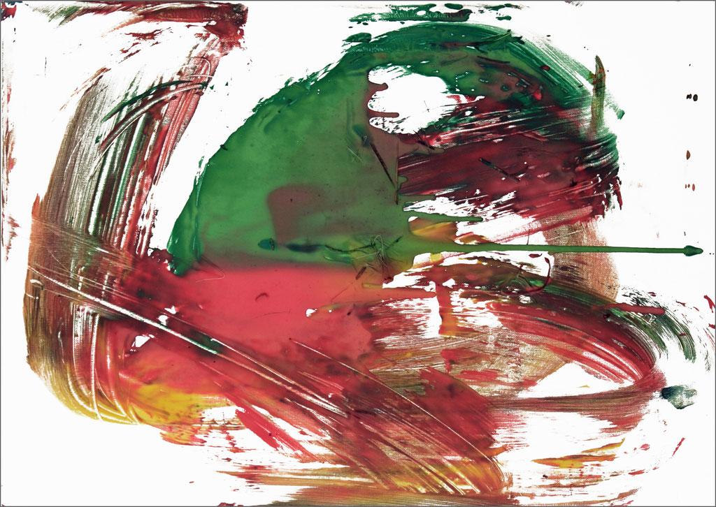 Barito | Acryl auf Leinwand | 40 x 60 cm