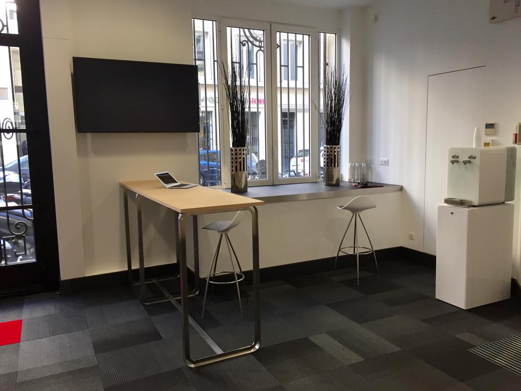 espace convivial de travail et pause café dans l'entreprise