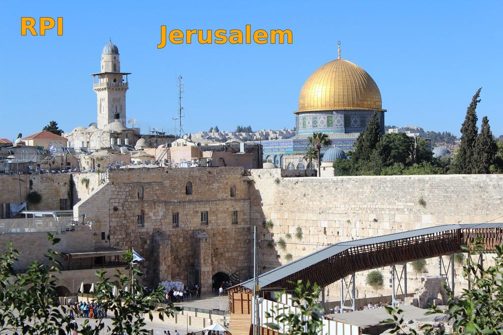 RPI Radio-Projekt: RPI Jerusalem: Shalom Salam - Musicbox Palestine & Israel - Die Vielfalt palästinensischer & israelischer Musik - Modern & Traditionell