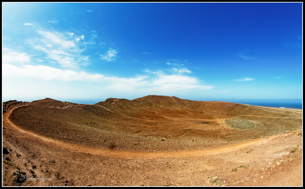 Montaña Roja / Lanzarote