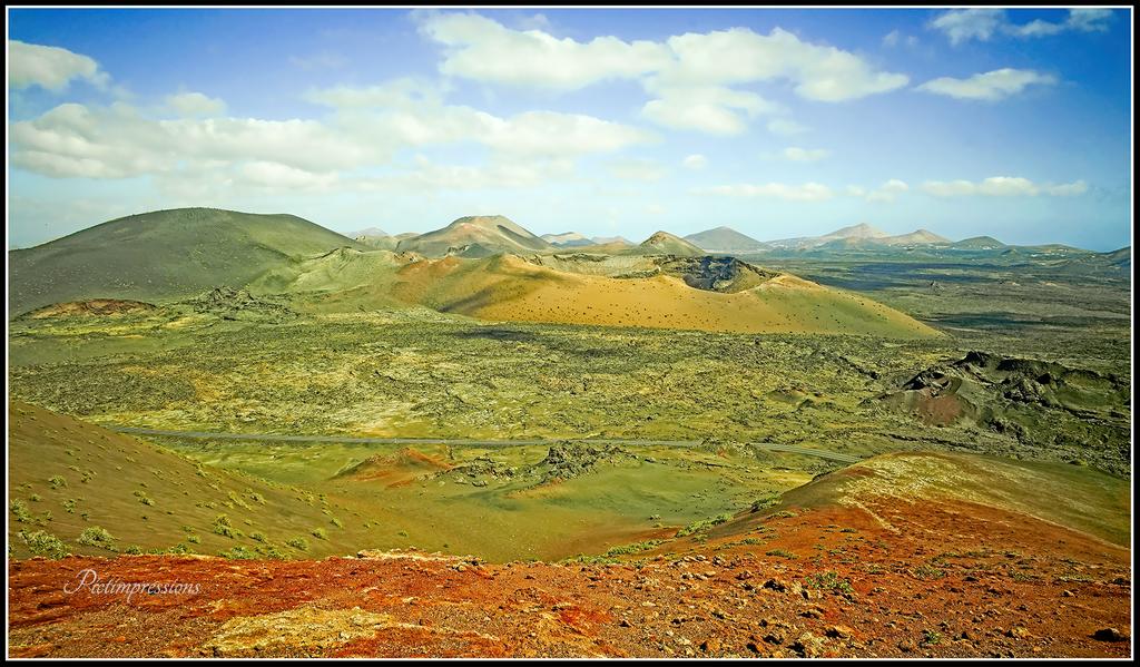 Timanfaya Nationalpark / Lanzarote