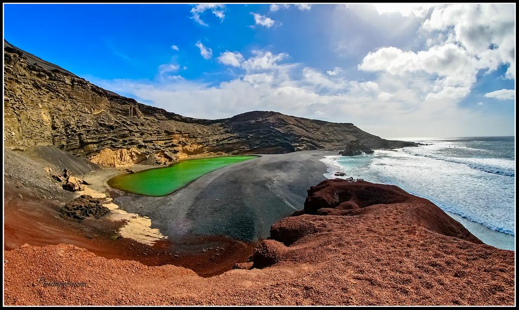 Lago Verde / Lanzarote