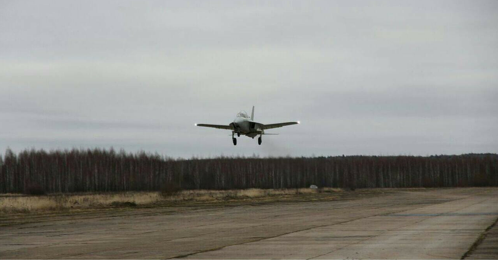 Altre immagini del primo volo / (Foto: KB)
