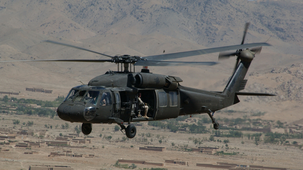 "Sikorsky UH-60 ""Black Hawk"" / © Sikorsky Aircraft Corporation"