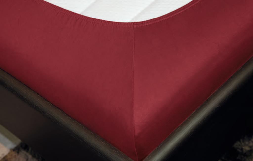 Die Rückseite des Janine-Spannbetttuches zeigt die elegante Verarbeitung mit dem dauerhaft haltbaren Ringsumgummi.