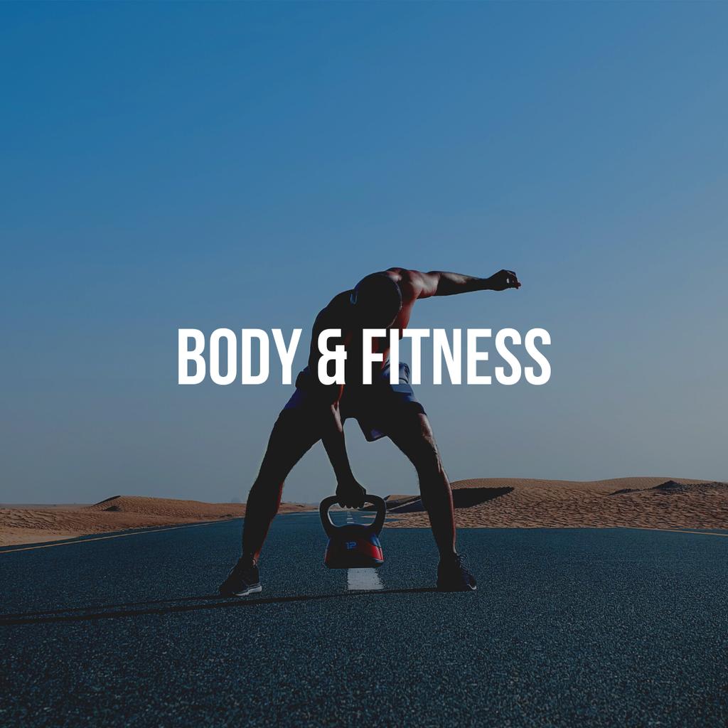body fitness gym workout training