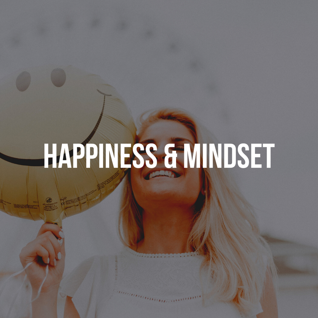 Happiness mindset personal development growth