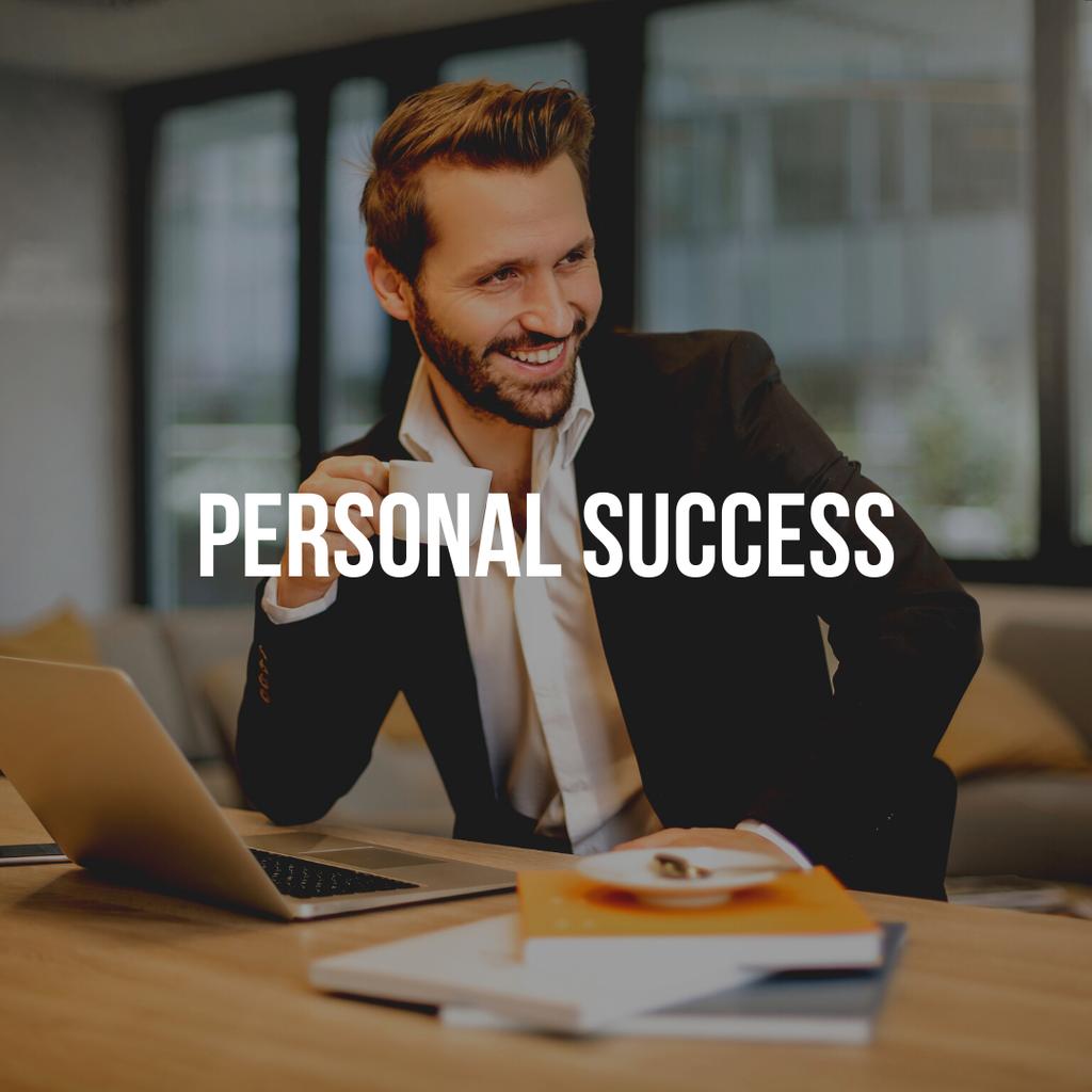 Personal Success career entrepreneur productivity