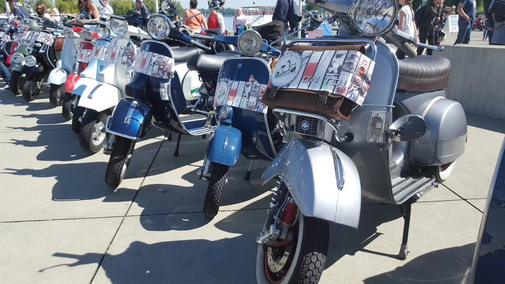 PPOW am Vespa Tre Nationi Bodensee