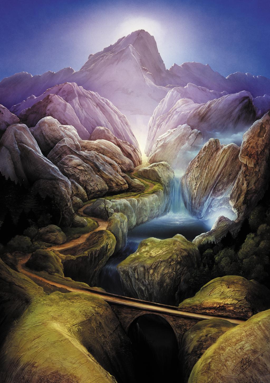 Der Berg Ruft - Carl-W. Röhrig