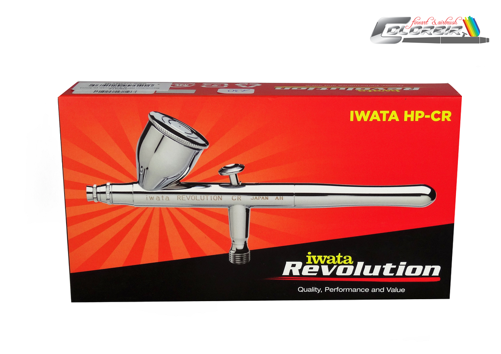 Iwata HP CR 0,5 mm Düse, großer Einsatzbereich
