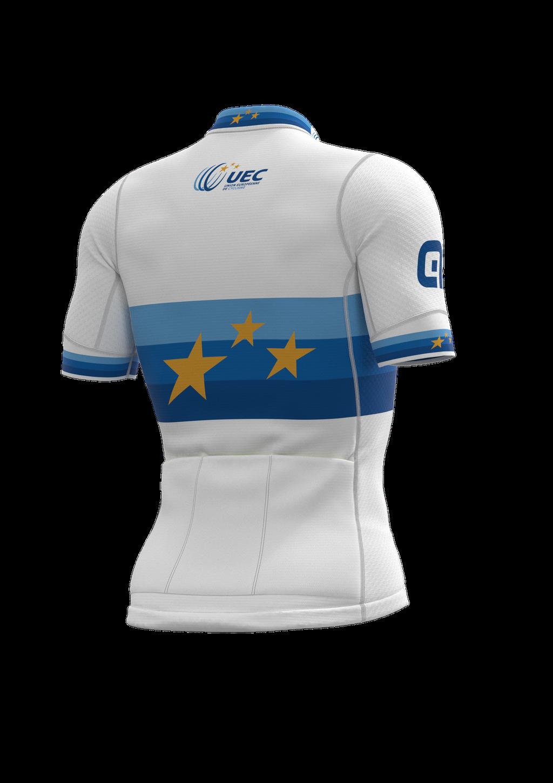 Alé UEC jersey back