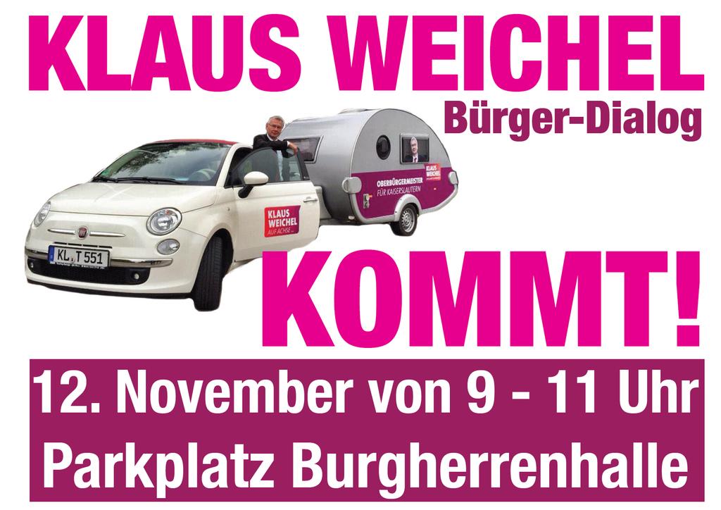 Wahlmobil in Kaiserslautern 3