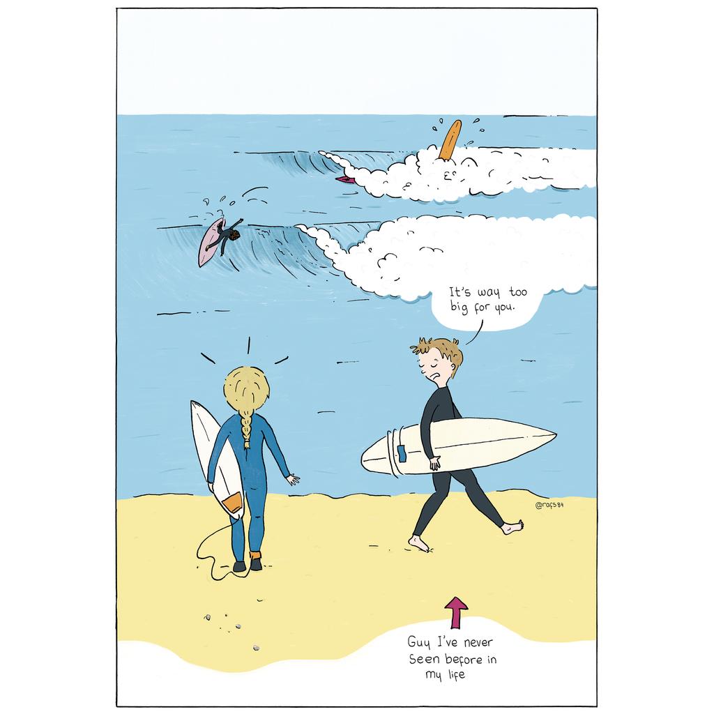 Surf myso
