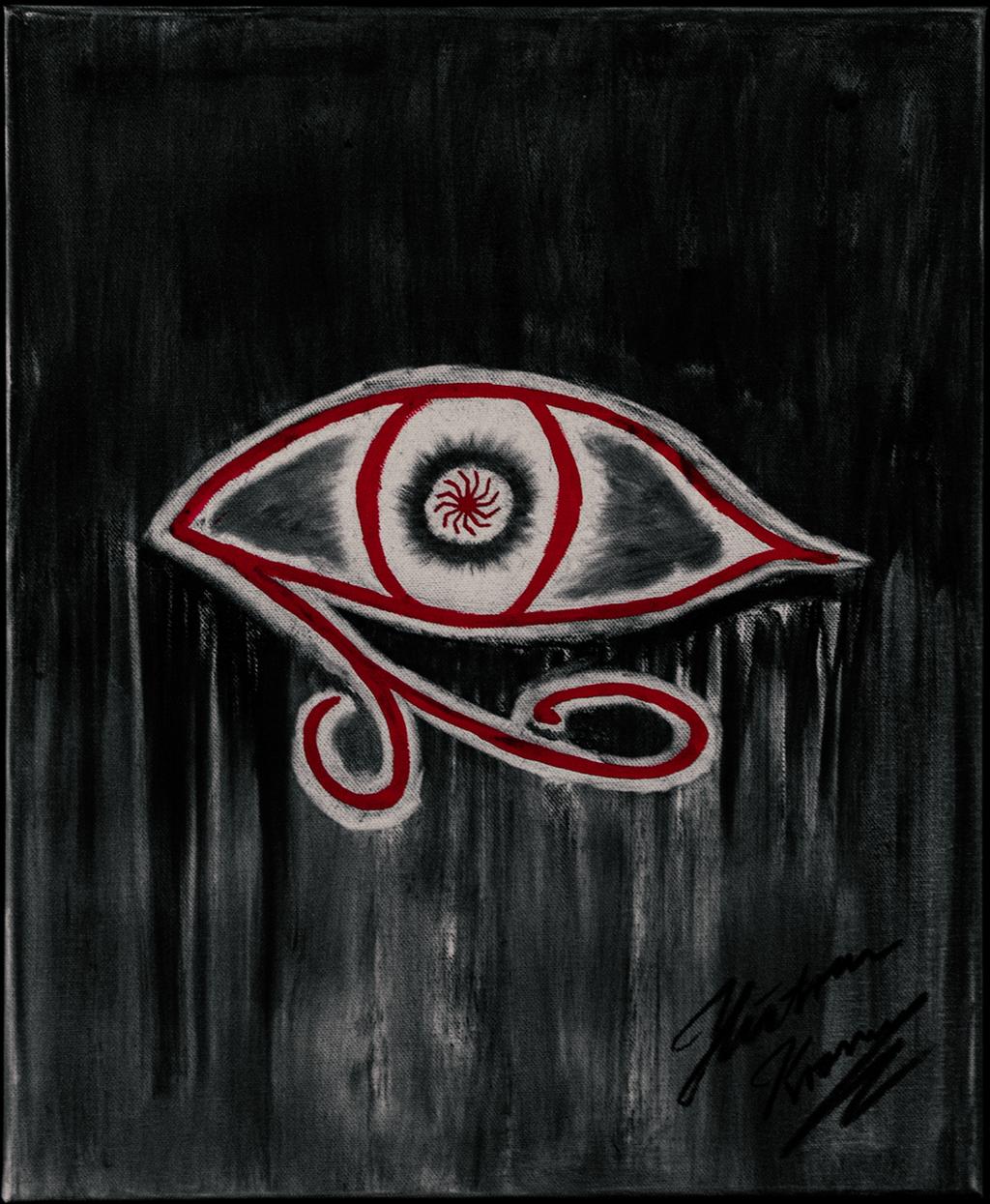 als das dritte Auge erblindete...