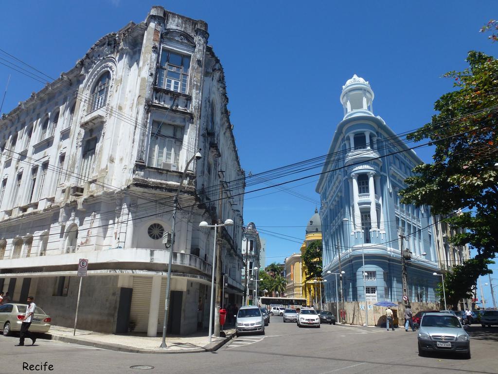 Bild: Olinda und Recife in Brasilien