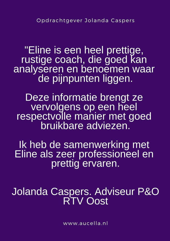 Review Jolanda