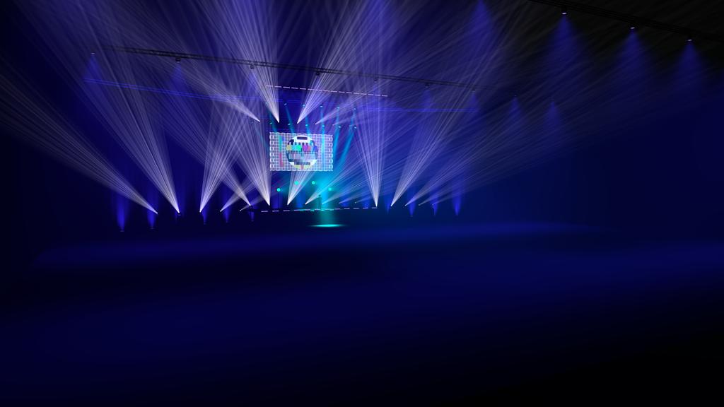 Lightdesign  Slam 2018 Hallenstadion