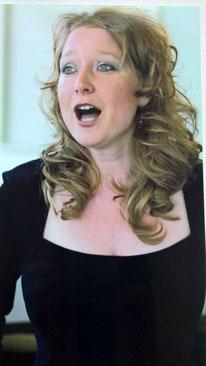 Antoinette Schindler, Sopran