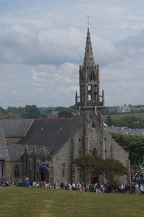 Sanctuaire Sainte Anne la Palud
