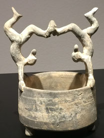 Vaso Zun, dinastia Han (202-220 d.C.)
