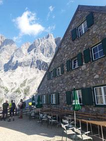 Dachstein Südwandhütte Ramsau