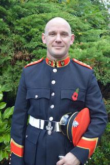 Robert Corbett - Recruitment Officer