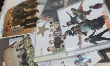 チン☆パラではシングル・アルバム計8作品、DVD1作品をリリースした