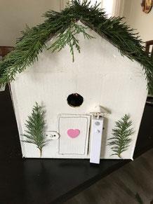 Surprise maken in kijkdoos voor een klein cadeautje
