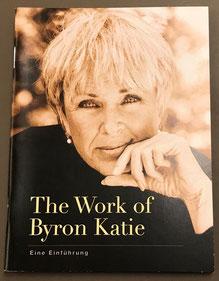 Byron Katie Booklet